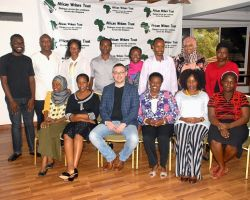 African Writers Trust 3rd Editorial and Publishing Training Workshop Video