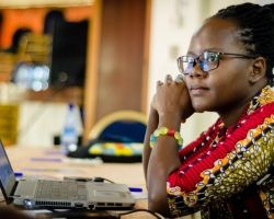The AWT Conference Set Me On Fire -By HARRIET ANENA