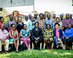 Reflections on the Uganda International Writers Conference - By Zaahida Nabagereka
